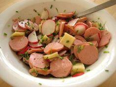 Schweizer Wurstsalat | Fleisch  Rezept auf Kochrezepte.de von Froschnase