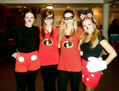 """""""Disney Night"""" drop in idea? Sorority Costumes, Team Costumes, Dress Up Costumes, Disney Costumes, Social Themes, Event Themes, Social Events, Party Themes, Event Ideas"""