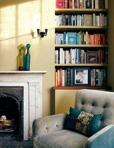 textile designer Lucy Bathurst's home | Elle Decoration
