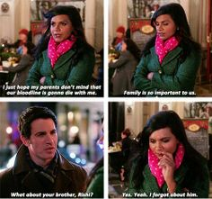 The Mindy Project - Yes Yeah I Forgot about Him
