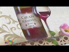 Stencil OPA - 15/11/16 - Mayumi Takushi - Vinho e Taça - YouTube