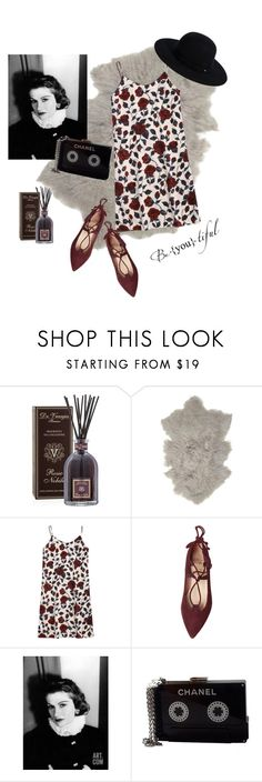 """""""COCO CHANEL 👑🌹📼"""" by hakobyann ❤ liked on Polyvore featuring Dr. Vranjes, Broste Copenhagen, Chanel and Siggi"""