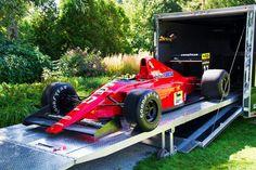Classic Car News – Classic Car News Pics And Videos From Around The World Nigel Mansell, Mechanical Art, Formula 1 Car, Ferrari F1, Automotive Art, F1 Racing, Go Kart, Grand Prix, Race Cars