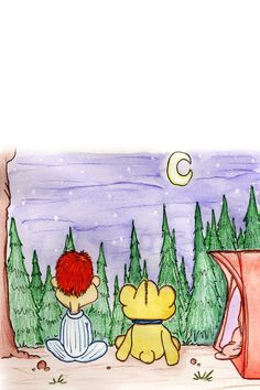 ".:TANDY'S ADVENTURE TUESDAYS:. "" Joey and I heard a strange sound! It was coming from outside. 'Whoo, whoo, whoo' went the sound. Joey whispered in my ear, 'Tandy, I think it is an owl.' What is an owl? I thought. We crept to the door of the tent. ""   An Excerpt From ""The Adventures of Tandy The Teddy: Tandy Goes Camping"". To order a copy for your favorite little reader, visit http://www.tandytheteddy.com/."
