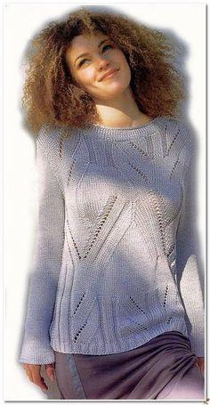 [club60393515 Пуловер]  #Пуловеры@v.k.uyutnoyevyazaniye