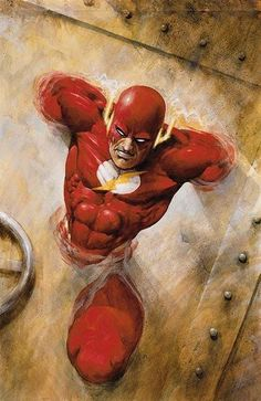Flash: My all time favorite Superhero.