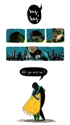 Dick and Damian