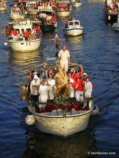 Santa Maria Del Mare. Bosa, Sardegna.