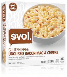 bacon mac and cheese gluten free #EatWellBeWell