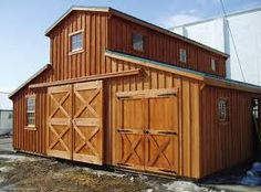 1000 ideas about small barn plans on pinterest small for Small monitor barn