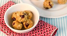 These treats are packed with energy to fuel busy days full of activity!