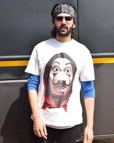 Bollywood, Mens Tops, T Shirt, Instagram, Fashion, Supreme T Shirt, Moda, Tee Shirt, Fashion Styles