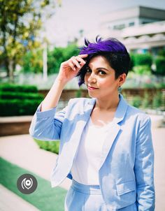 #CoverUp 39, Delhi Summers & Purple Hair, #SelectCityWalk, Naina.co Luxury & Lifestyle, Photographer Storyteller, Blogger. La Raconteuse Visuelle