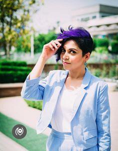 #CoverUp 39, Delhi Summers & Purple Hair, #SelectCityWalk, Naina.co Luxury & Lifestyle, Photographer Storyteller, Blogger. La Raconteuse Visuelle