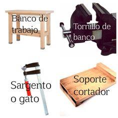 HERRAMIENTAS DE SUJECCION