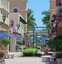 Miromar Outlets - Estero, Florida