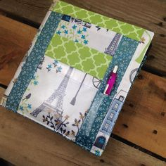 Beatrice Deluxe All in One Ministry folder by keepeweclean on Etsy