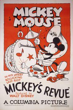 """""""Mickey's Revue"""" (1931)"""
