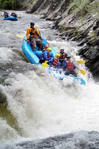 Rafting - Arkansas River, Colorado Best rafting companys are right here in Canon City,CO :) TRAVEL COLORADO USA BY  MultiCityWorldTravel.Com For Hotels-Flights Bookings Globally Save Up To 80% On Travel Cost Easily find the best price and ...