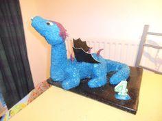 Fire Breathing Dragon Birthday Cake Dragon Birthday Cakes, Fire Breathing Dragon, Cake Blog, Perth, Cake Ideas, Dinosaur Stuffed Animal, Parties, Toys, Animals