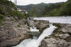 Presa y escala de Caño, uno de los lugares más visitados del río #Sella.