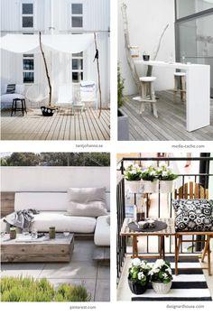 balkon, taras, terrace inspiracje