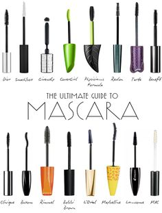 Best Mascara For Lush Lashes – Daily Makeover | Daily Makeover