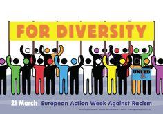 Europäische Woche gegen Rassismus