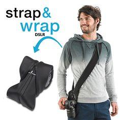 Strap&Wrap DSLR + FREE Handle