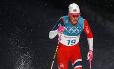 Norway's Johannes Hoesflot Klaebo competes in the men's sprint classic on Tuesday in Pyeongchang, South Korea. Klaebo won the gold Cross Country Skiing, Winter Olympics, The Man, Norway, Wetsuit, South Korea, Classic, Tuesday, Swimwear