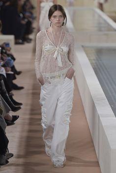 Balenciaga RTW Spring 2016, Paris Spring 2016 Trend: Lingerie-Inspired Looks   WWD