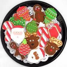Resultado de imagen de galletas decoradas navidad