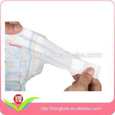Japanese Materials Best Selling Elastic Ear Baby Diapers