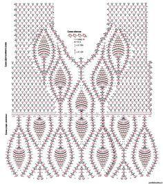 Fabulous Crochet a Little Black Crochet Dress Ideas. Georgeous Crochet a Little Black Crochet Dress Ideas. Débardeurs Au Crochet, Gilet Crochet, Crochet Shirt, Crochet Jacket, Crochet Diagram, Crochet Woman, Crochet Cardigan, Crochet Stitches Patterns, Crochet Designs