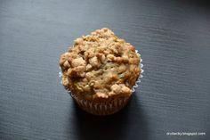drobečky: Cuketové muffinky