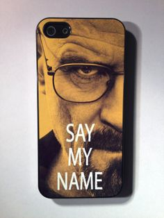 Walter White Breaking Bad iPhone Case  Available for by MWCustoms, $17.96