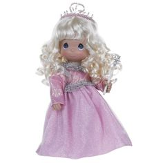 This beautiful Precious Moments Glinda doll is ready to guide Dorothy to discover wisdom beyond her years. Description from flossiesgifts.com. I searched for this on bing.com/images