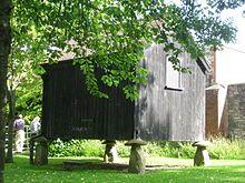 Celeiro (construción) - Wikipedia, a enciclopedia libre