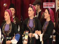 Ансамбл Танец - Песни за јунаците 23.10.2013 Ден на ВМРО - YouTube