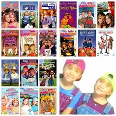 Think, Mary kate olsen and ashley olsen movies something also