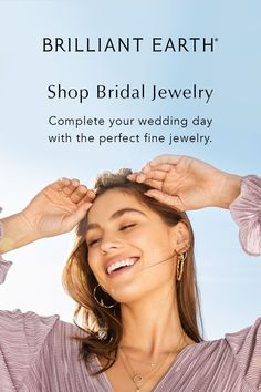 #ad 10 gifts your #bridesmaids ✨actually want✨! Ideas from gorgeous eco-friendly @brilliantearth jewelry to wedding-day pampering to gifting them that coveted plus one! (Yes, your ladies deserve a date). Shop Brilliant Earth's stunning diamond earrings, necklaces, bracelets, rings & more (and maybe shop a gift for yourself, too!) Best Bridesmaid Gifts, Bridesmaid Shoes, Bridesmaid Jewelry, Wedding Jewelry, Bridesmaids, Jewelry Shop, Jewelry Gifts, Fine Jewelry, Diamond Jewelry