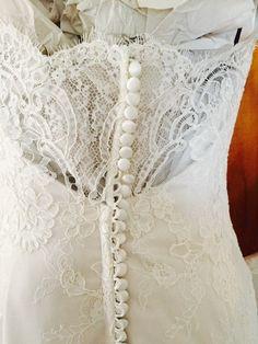 Marisa 'Marissa' size 6 new wedding dress - Nearly Newlywed