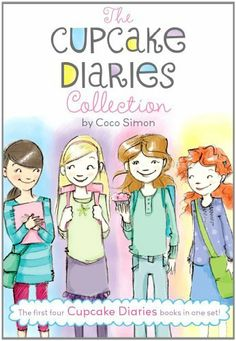 The Cupcake Diaries Collection: Katie and the Cupcake Cure; Mia in the Mix; Emma on Thin Icing; Alexis and the Perfect Recipe by Coco Simon. $16.31. Series - Cupcake Diaries. Publisher: Simon Spotlight (October 30, 2012). Save 32%!