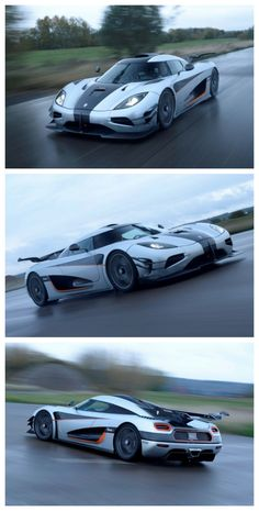 "One megawatt of output? Koenigsegg's 1341-hp, 273-mph ""megacar"" has it. Full One:1 details and photo gallery at Car and Driver"