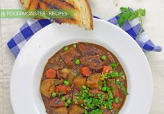 Beef Style Vegan Stew