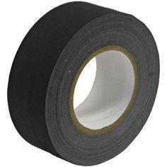 Gaffer's Tape - Black - 2 inch
