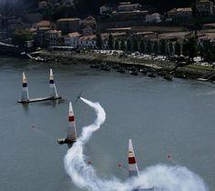 Red Bull Air Race volta a Portugal em Setembro, na 6ª etapa