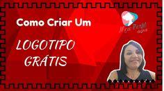 Como Criar Um LOGOTIPO GRÁTIS Em PNG | Teresa Tavares