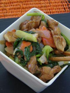 Shop Suey poulet - Patio'nnement cuisine