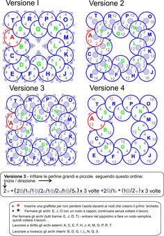 orecchini-quadrati-versioni-i-iv.jpg 2,202×3,154ピクセル ...An Actual tatted version in adjoining pin : https://www.pinterest.com/pin/431501208023822314/